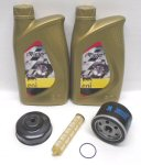 AF1 Agip/Eni Oil Change Kit -500cc Scooters w/Tool
