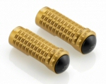 Rizoma B-Pro Anodized Alu Footpeg, Gold -PAIR