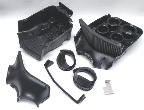 Stage III Airbox Kit for '17-'19 Tuono V4