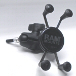 Ram Mount w/ X Grip - Riser Bolt Version