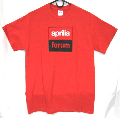 "AF1 Racing T-Shirt ""Aprilia Forum"""