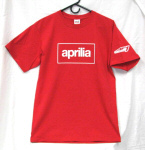 "AF1 Racing T-Shirt Red ""SXV"""