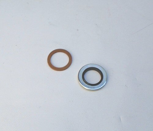 Washers for Rear Hub/Rear Axle Oil Change