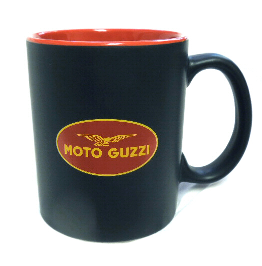 Moto Guzzi Logo 11oz Ceramic Coffee Mug
