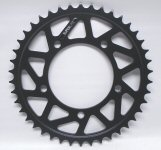 Superlight Steel Rear Sprocket 520 Pitch