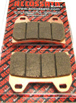 Accossato Sintered Front Brake Pads Twin Pin