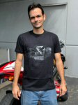Akrapovic T-Shirt Iron Logo