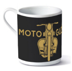 Moto Guzzi 12oz Coffee Mug, Ceramic