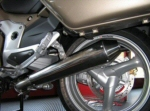 Agostini Stainless Steel Slip-On For MG Norge 1200