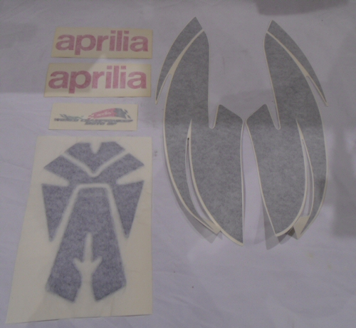 OEM Aprilia Tank Decal Set - AP8166561