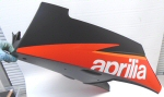 OEM Aprilia Lower Fairing, Black - AP8179839