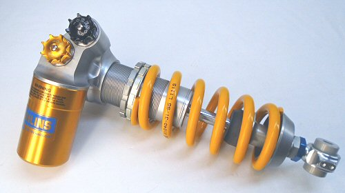 Ohlins TTX 36 Rear Shock For RSV4 & Tuono V4