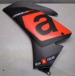 Used LH Mid Fairing for 09-18 RSV4 (all variants)