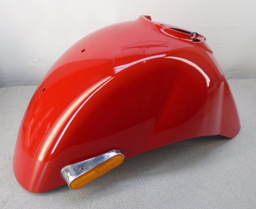 Used Front Fender, Red For '06-'18 GTS 250/300