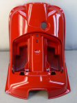Used Inner Shield, Red for LX 150 & LX 50