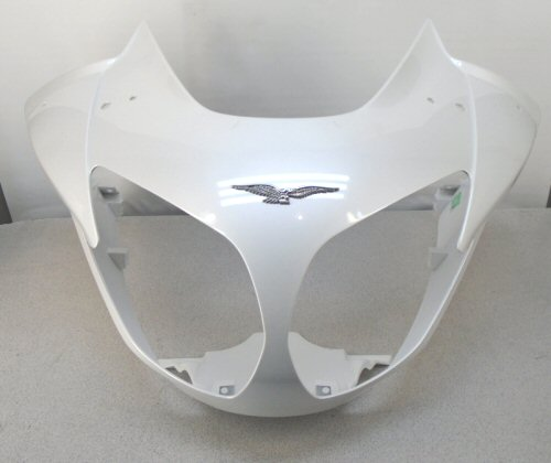 Used Front Fairing, White for Norge