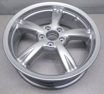 Used Rear Wheel For '06-'11 Scarabeo 500