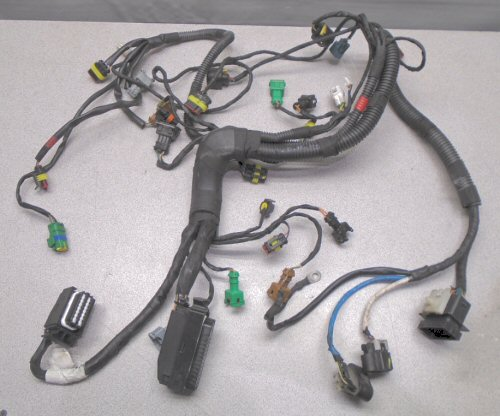 Used Engine Wiring Harness '11-'15 RSV4's