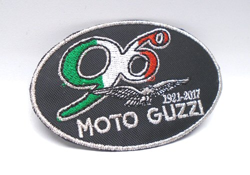 Moto Guzzi 96th Anniversary Patch 85x55mm