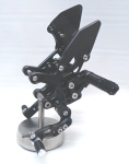 Attack Performance Rearsets, Black for V4's