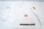 Aprilia Dress Shirt, Long Sleeve White -B04398X