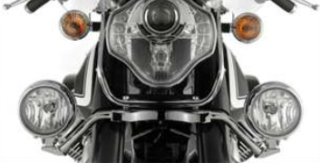 Moto Guzzi Fog Light Kit for 1400's