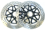 Brembo T-Drive Brake Rotor (Pair)(ex BR208A98510)