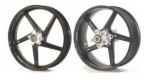 BST Carbon Fiber Wheels, Flat Finish