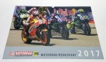 Motorrad Magazine 2017 Roadracing Calendar