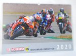 Motorrad Magazine 2020 Roadracing Calendar