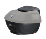 OEM Piaggio Top Box 37L, Grey 785/A - CM296502