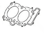 Aprilia Corse Head Gasket 0.55mm -COMK110058