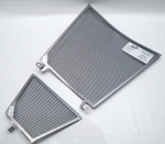 Ti Oil Cooler and Radiator Guard Set For V4's