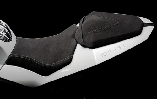 Energica Tech Seat