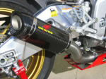 Graves Motorsports Carbon Slip-on RSV4