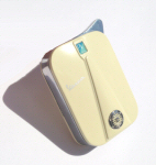 Vespa Metal Lighter - Sienna Ivory