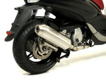 Arrow Full System Exhaust for Piaggio BV350