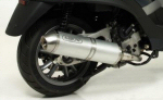 Arrow Full System Exhaust for Piaggio MP3 400/500