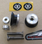 Gilles Tooling Swingarm Spools Kit 6mm