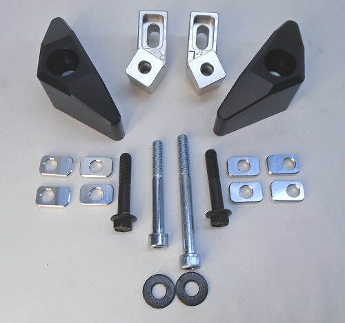 Graves Motorsports Frame Sliders for RSV4