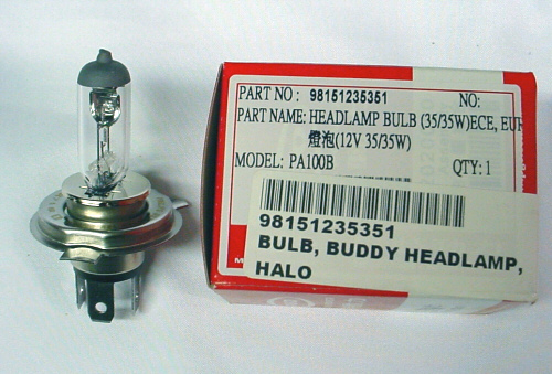 GSC OEM Headlight Bulb -GSC98151235351