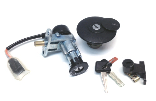 Genuine Scooters Lockset for RH50 -GSCP25510010004