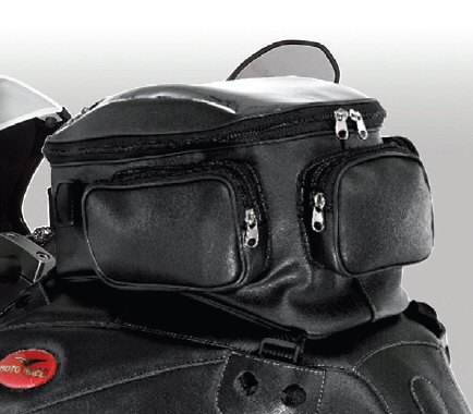 Moto Guzzi Tank Bag & Cover - GU973270000007