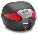 Givi MonoLock Top Box, Matte Black -29 Liter -B29N