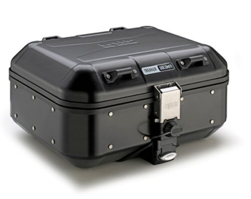 Givi Trekker MonoKEY Top Box, Black - 30 Liter
