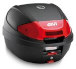 Givi MonoLock Top Box, Matte Black -30 Ltr -E300N2