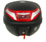 Givi MonoLock Top Box, Matte Black -30 Liter -E30N