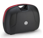 Givi MonoKEY Top Box, Matte Black -40 Liter -E360N