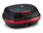 Givi MonoKEY Top Box, Matte Black -46 Liter -E460N