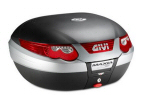 Givi MonoKEY Top Box, Matte Black -55 Liter -E55NA